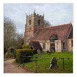 Beoley Church Acrylic Print