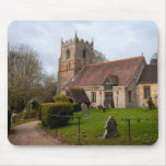 Beoley Church Mouse Pad