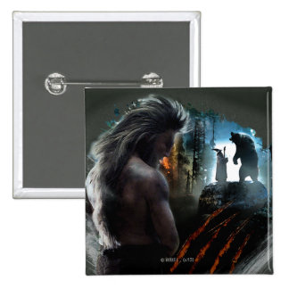 BEORN™ And Gandalf Graphic Pins