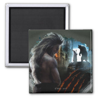 BEORN™ And Gandalf Graphic Magnet