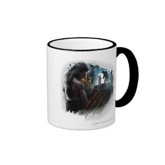 BEORN™ And Gandalf Graphic Ringer Mug