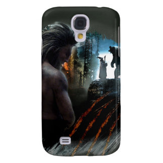 BEORN™ And Gandalf Graphic Samsung Galaxy S4 Cover