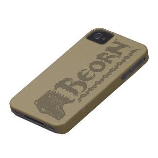 BEORN™ Bear Head Name iPhone 4 Case
