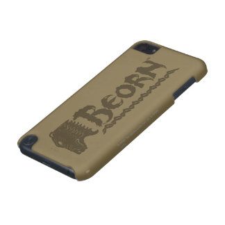 BEORN™ Bear Head Name iPod Touch 5G Case