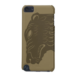 BEORN™  Bear Head Symbol iPod Touch 5G Cover