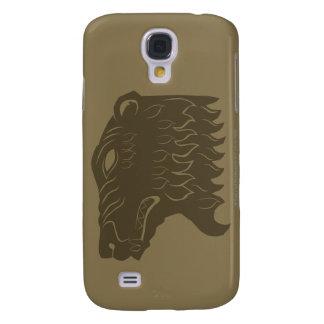 BEORN™  Bear Head Symbol Samsung Galaxy S4 Cover