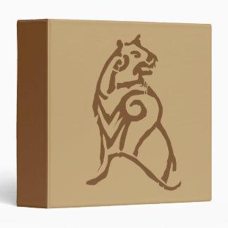 BEORN™  Bear Symbol Binder