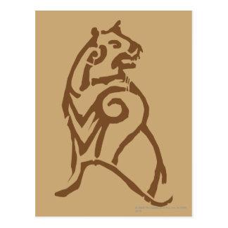 BEORN™  Bear Symbol Postcard