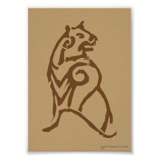 BEORN™  Bear Symbol Poster