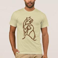 BEORN™  Bear Symbol T-Shirt at Zazzle