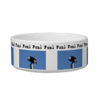 BEOUP Bald Eagle on Utility Pole Bowl