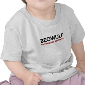 Beowulf el super héroe original camisetas
