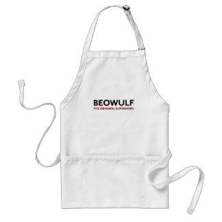 Beowulf el super héroe original delantales