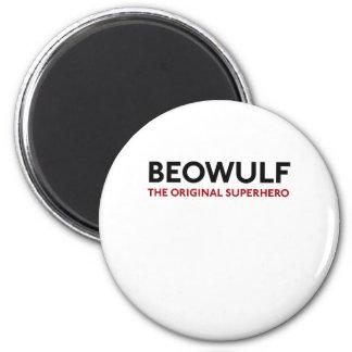 Beowulf el super héroe original imán para frigorifico