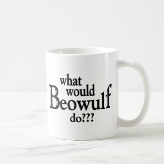Beowulf / Grendel Coffee Mug