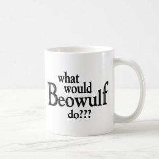 Beowulf / Grendel Classic White Coffee Mug
