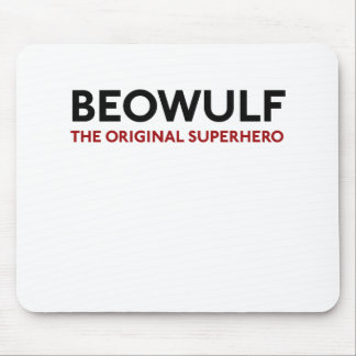 Beowulf the Original Superhero Mouse Pad