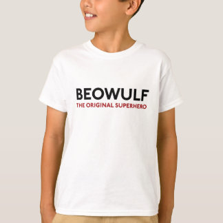 Beowulf the Original Superhero T-Shirt