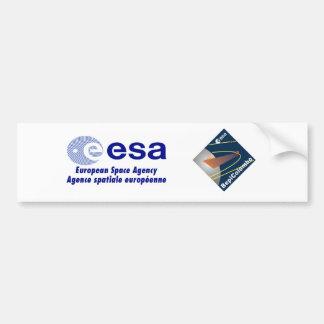 BepiColombo Bumper Sticker