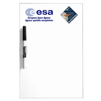 BepiColombo Dry-Erase Board