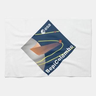 BepiColombo Kitchen Towel