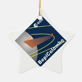 BepiColombo Christmas Tree Ornament