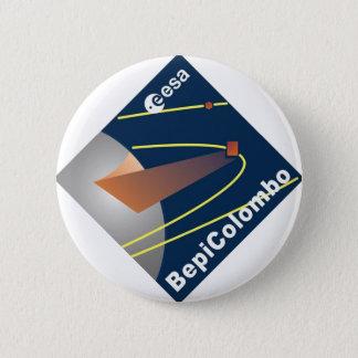 BepiColombo Pinback Button