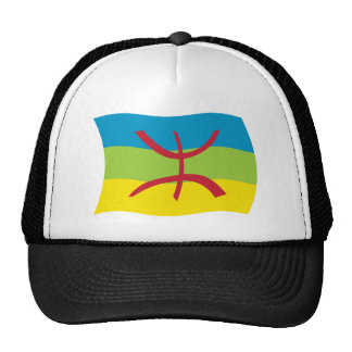 Berber People Flag Hat