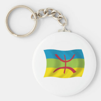 Berber People Flag Keychain