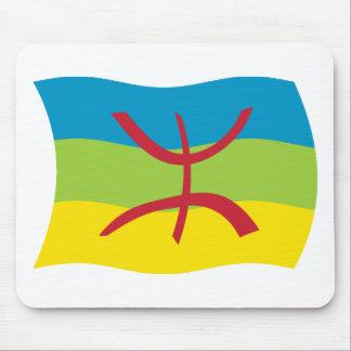 Berber People Flag Mousepad