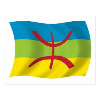 Berber People Flag Postcard