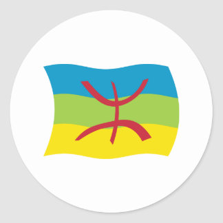 Berber People Flag Sticker