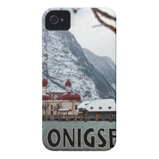 Berchtesgaden - St Bartholomew Case-Mate iPhone 4 Cases