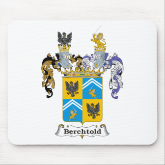 Berchtold Family Hungarian Coat of Arms Mouse Pad