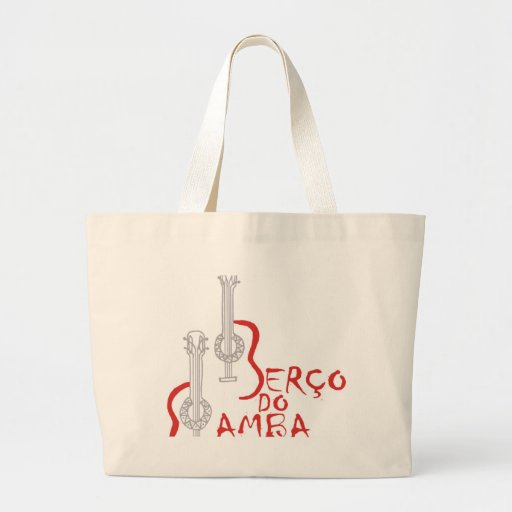 Berço do Samba Jumbo Tote Bag