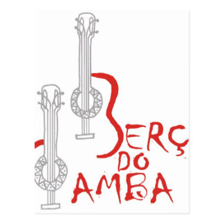 Berço hace la samba postal