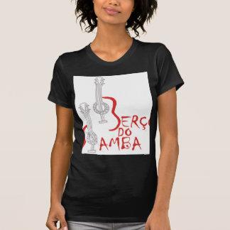 Berço hace la samba tshirts