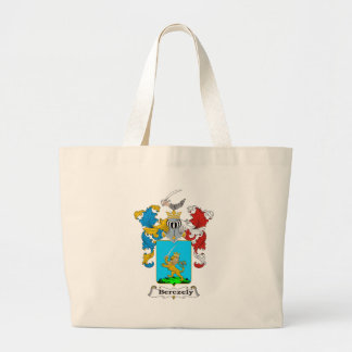 Berczely Family Hungarian Coat of Arms Tote Bag