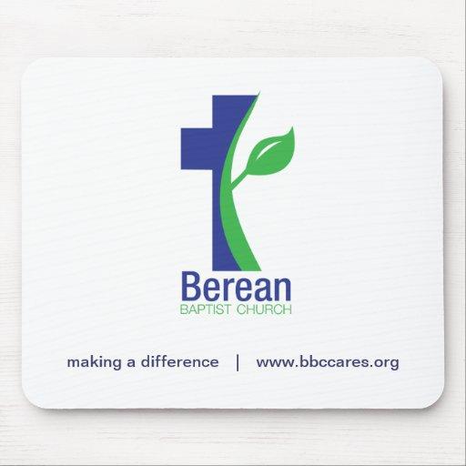 Berean Baptist Church mousepad