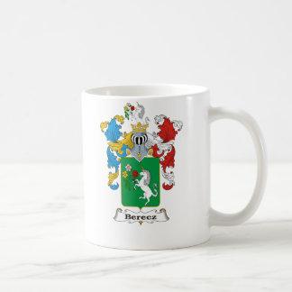 Berecz Family Hungarian Coat of Arms Coffee Mug