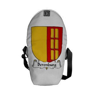 Berenburg Family Crest Messenger Bag