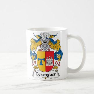 Berenguer Family Crest Classic White Coffee Mug