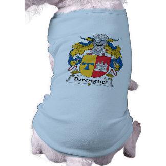 Berenguer Family Crest Tee