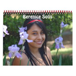 Berenice Solis Calendar