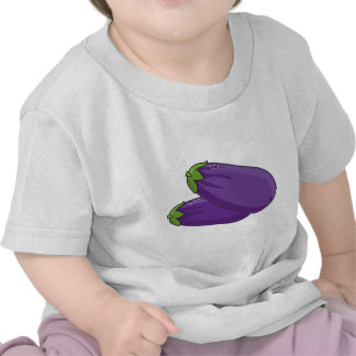 Berenjena Camisetas