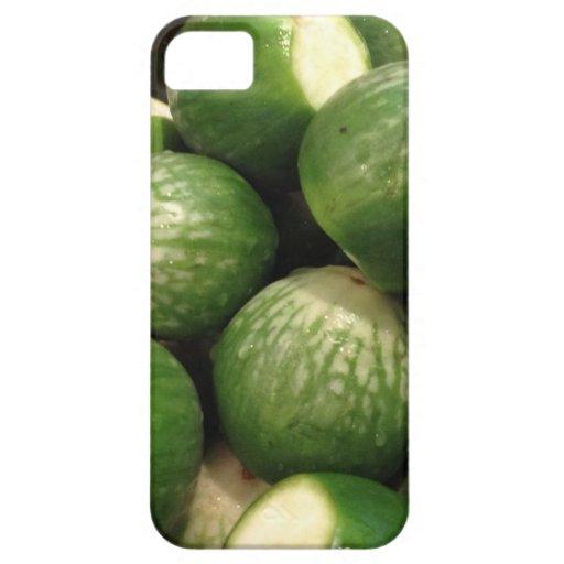 Berenjenas del bebé iPhone 5 carcasas