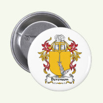 Berenson Family Crest Button