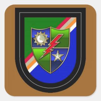 Beret Flash(Post 6/01) DUI HQ Ranger Stickers
