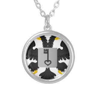 Berg-En-Terblijt Silver Plated Necklace