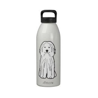 Bergamasco Botella De Agua Reutilizable
